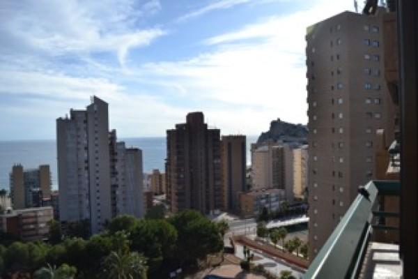 Luxury Apartment In Poniente Beach Benidorm (Costa Blanca)